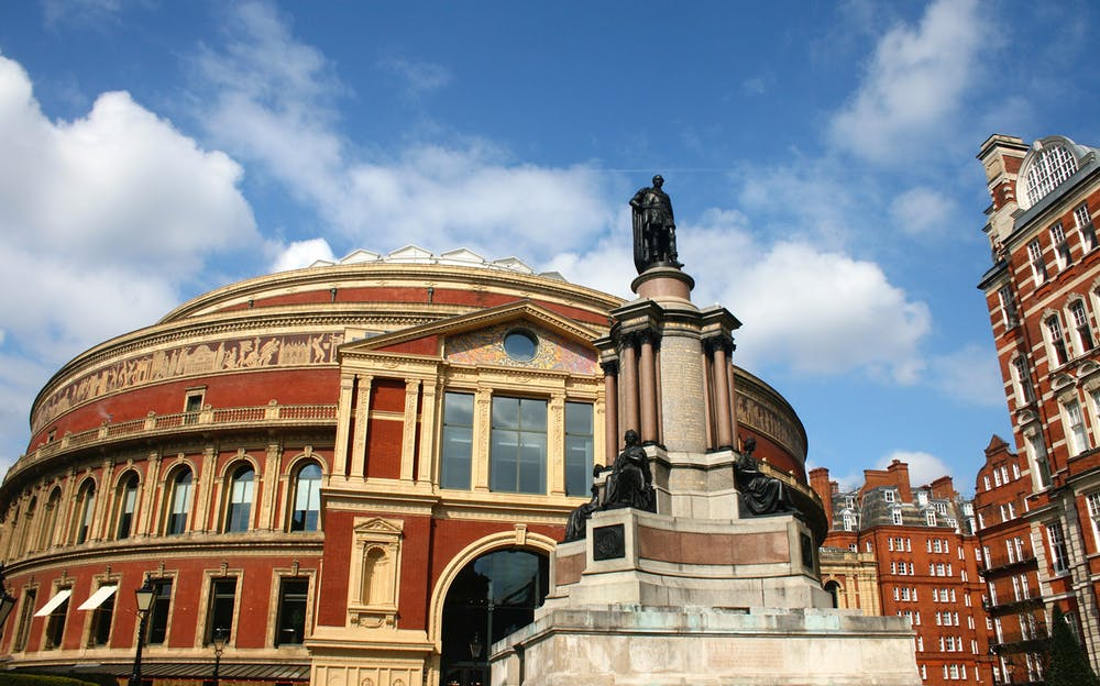 10 Day London Pass with Travel - The Royal Albert Hall