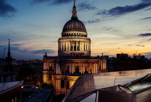 St. Paul's Cathedral Tickets and 24 Hrs Thames River Cruise Combo