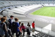Stade de France Tour: Behind the Scenes