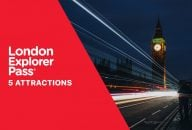 London Explorer Pass – 5 Attractions