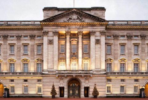 Buckingham Palace State Rooms Tour with Royal Walking Tour