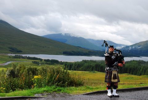 1-Day Loch Ness, Glencoe & Whisky Distillery Tour