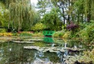 Giverny, Monet's Garden and Versailles Palace from Paris