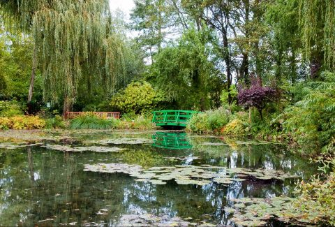 Giverny, Monet's Garden & Versailles Palace Full Day Trip from Paris
