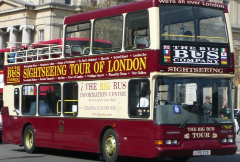 London: Hop On Hop Off Classic Ticket