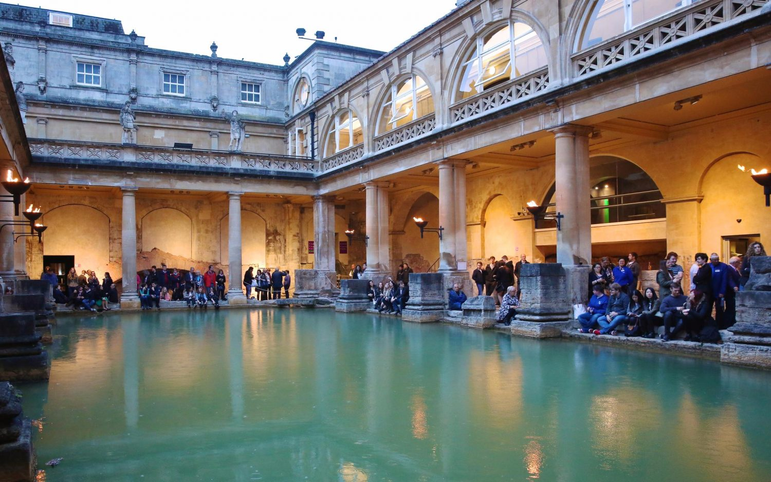Stonehenge and Bath Tour - The Roman Baths