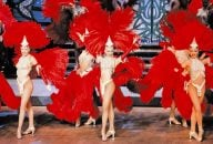 Moulin Rouge Show and Dinner with Transfers