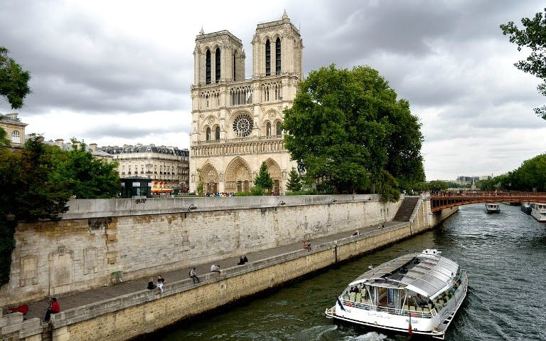 Paris History and Treasures Tour - Notre Dame Cathedral