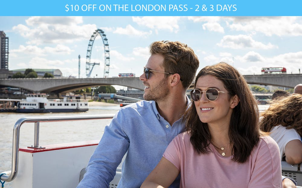 The London Pass - Enjoy the River Thames with The London Pass