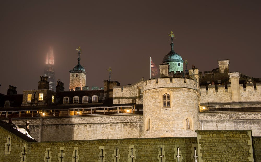 London Eye and Tower of London Tickets - The Tower of London by night