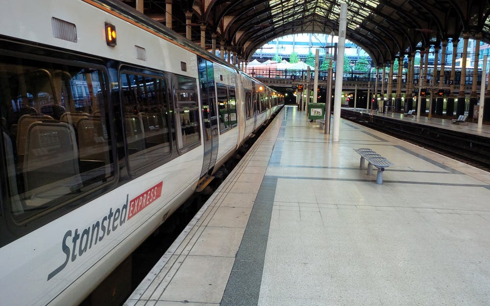 Stansted Express Tickets - Catch the super-fast train from London Liverpool Street Station