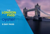 6 Day London Pass with Travel Card