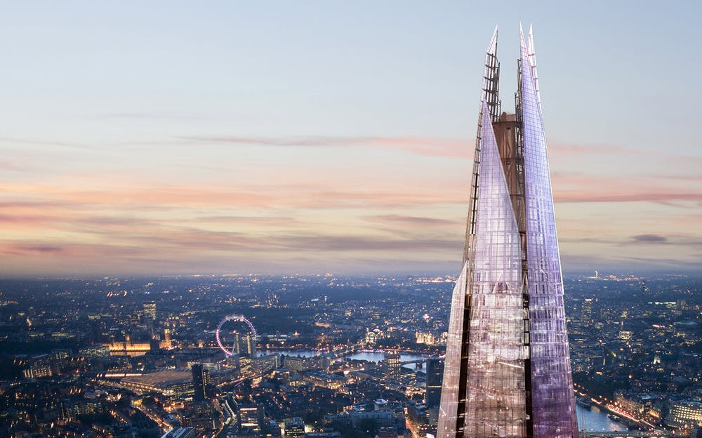 6 Day London Pass - The View from the Shard