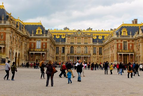 Versailles Palace Skip The Line + Passport Entry with Audioguide