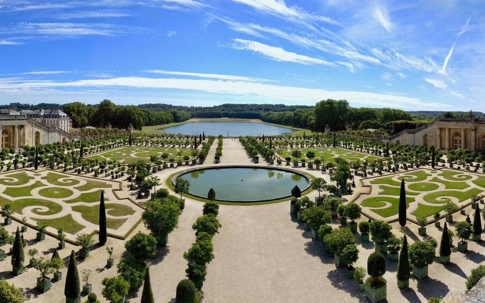 Versailles from Paris - The majestic palace gardens