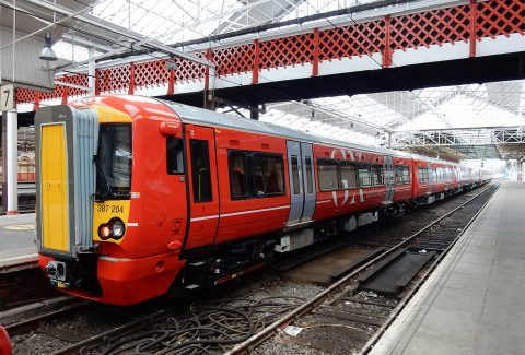 London Gatwick Express Train to/from Central London