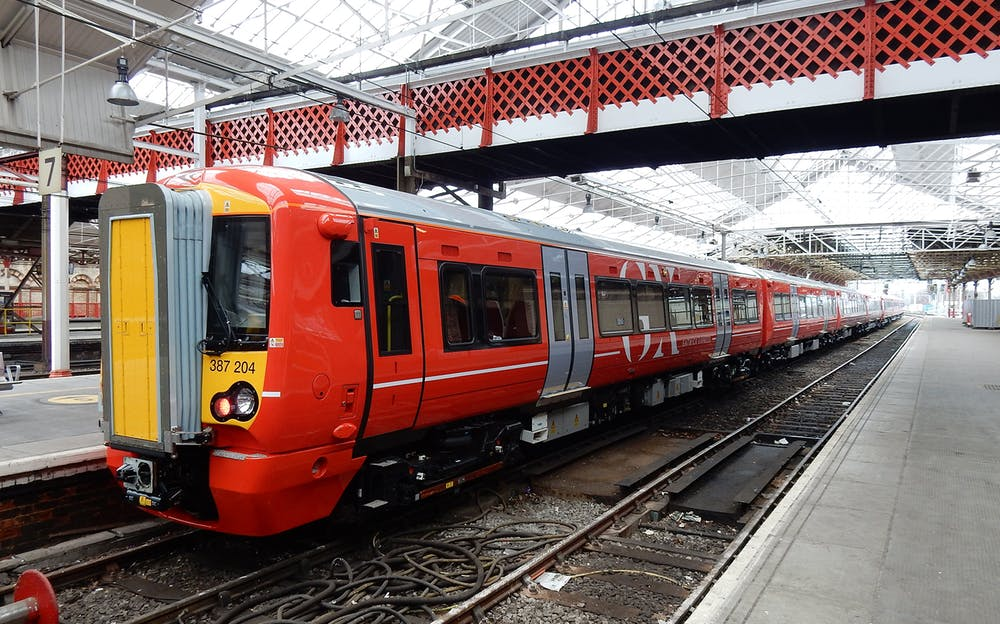Gatwick Express tickets - An Express train