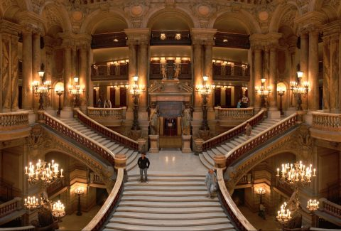 Opera Garnier – Guided Tour