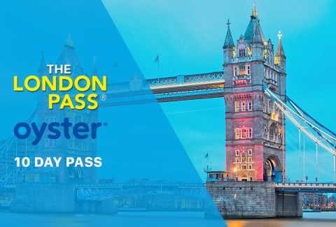 10 Day London Pass with Oyster Travel Card
