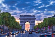 Arc de Triomphe Rooftop Tickets
