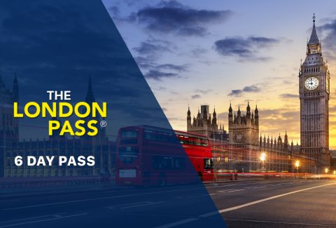 6 Day London Pass