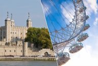 London Eye and Tower of London Tickets