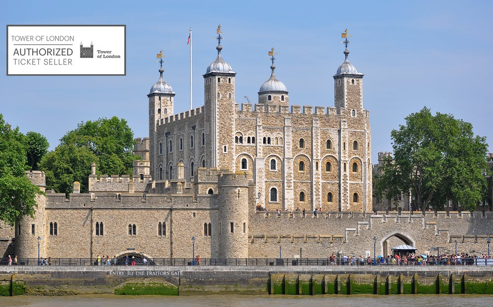 Tower of London Tickets - The Tower of London
