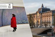 Musee de L'Orangerie and Musee d'Orsay Tickets