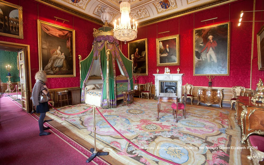Buckingham Palace Tickets - Buckingham Palace's luxurious State Rooms