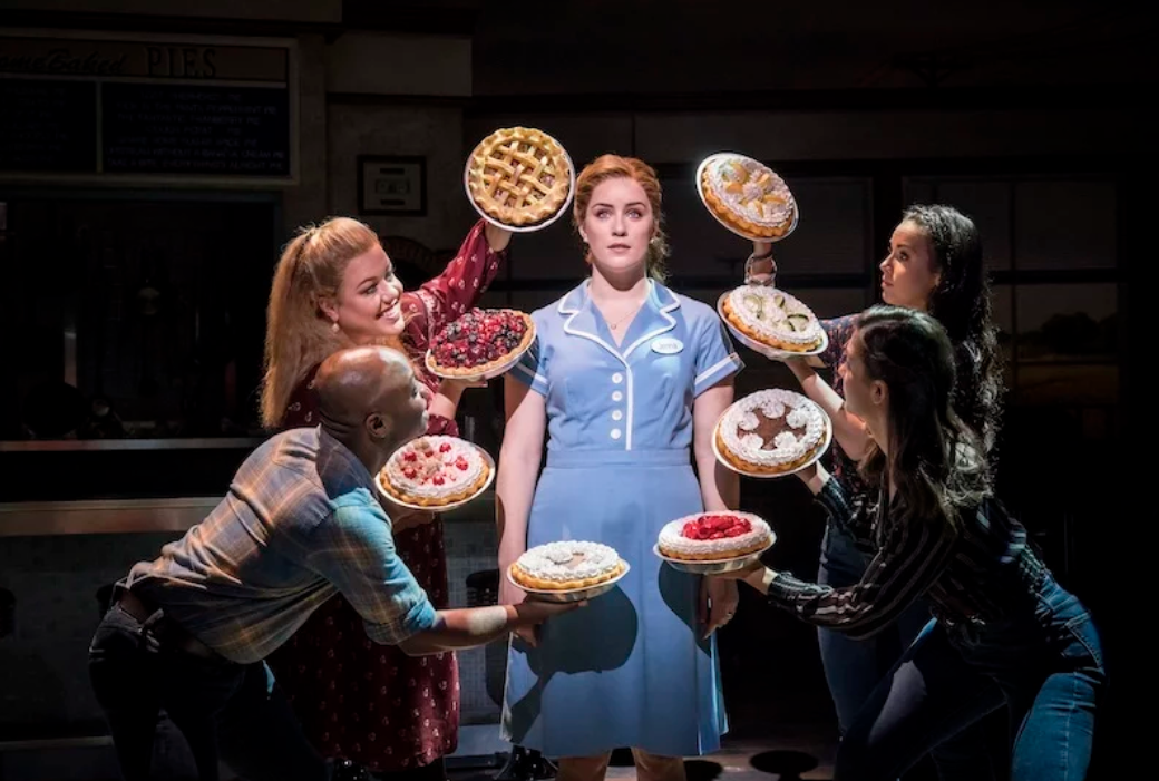 Waitress musical London - Live on Stage