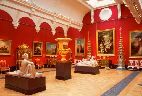 Queens Gallery Admission – Buckingham Palace