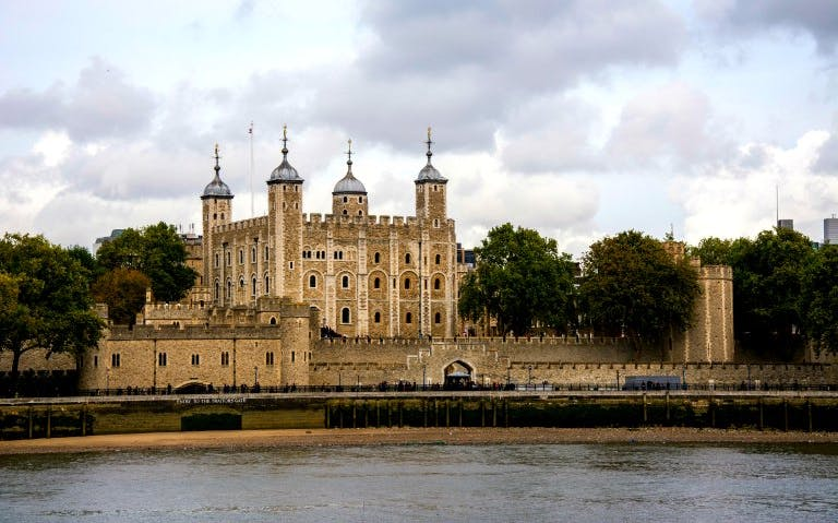 London Royal Palace Pass - The Tower of London