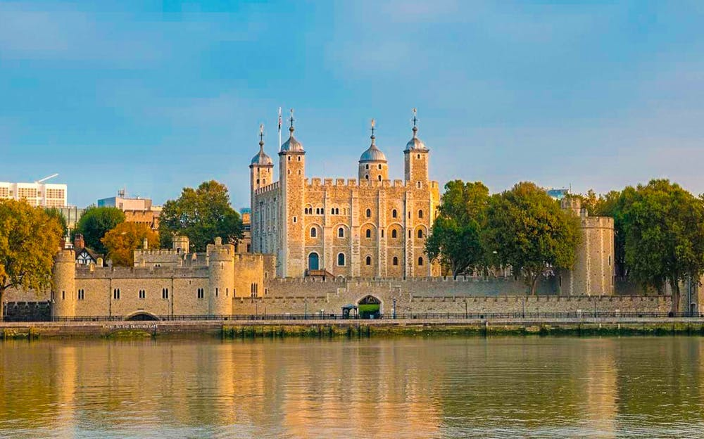 Tower of London and St Paul's Cathedral Tickets - The Tower of London