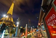 Dinner at Le Bistro Parisien and Optional Seine River Cruise