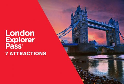 7 Attraction London Explorer Pass