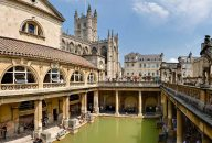 Stonehenge, Windsor Castle and Bath Tour