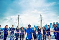 Up at The O2 – The Original Climb