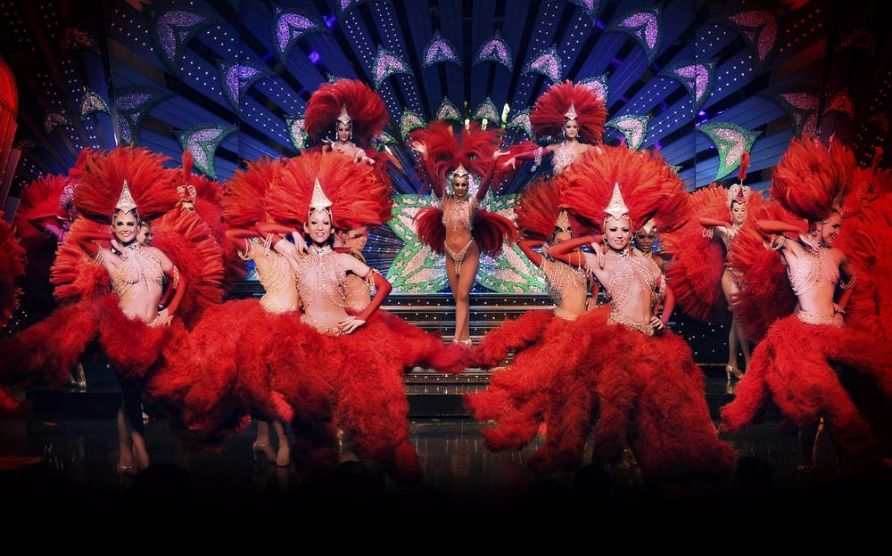 Moulin Rouge Tickets - Inside the Moulin Rouge