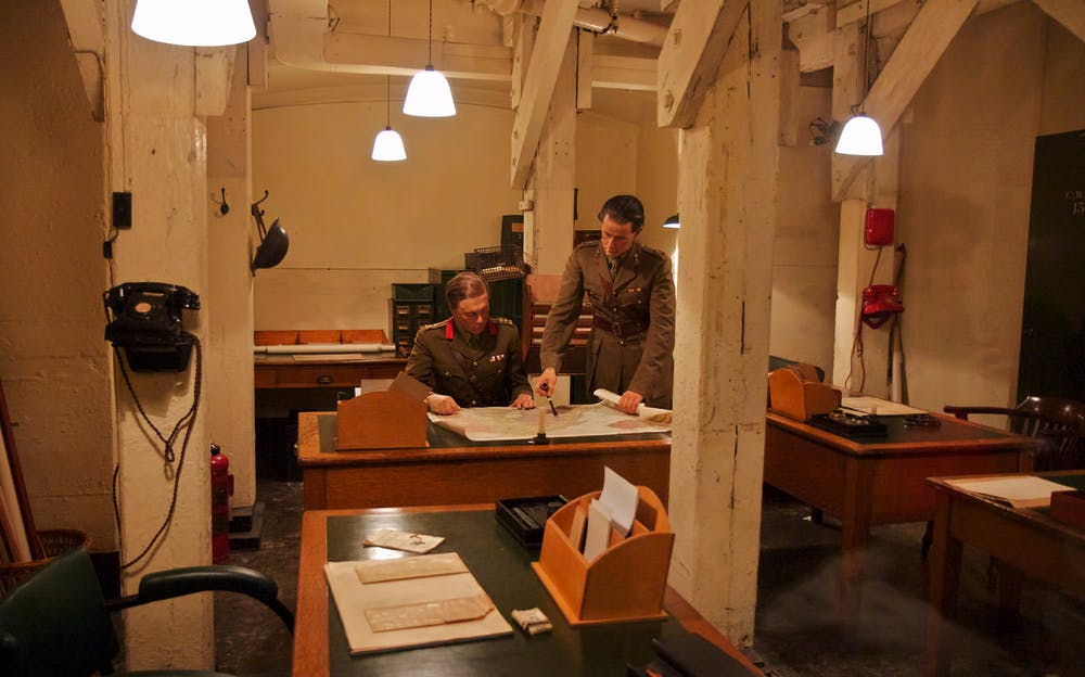 Churchill War Rooms Tickets - Inside the famous bunker