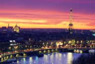 Paris City Tour and Moulin Rouge Tickets