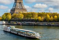 La Marina – Early Evening Paris Romantic Dinner Cruise