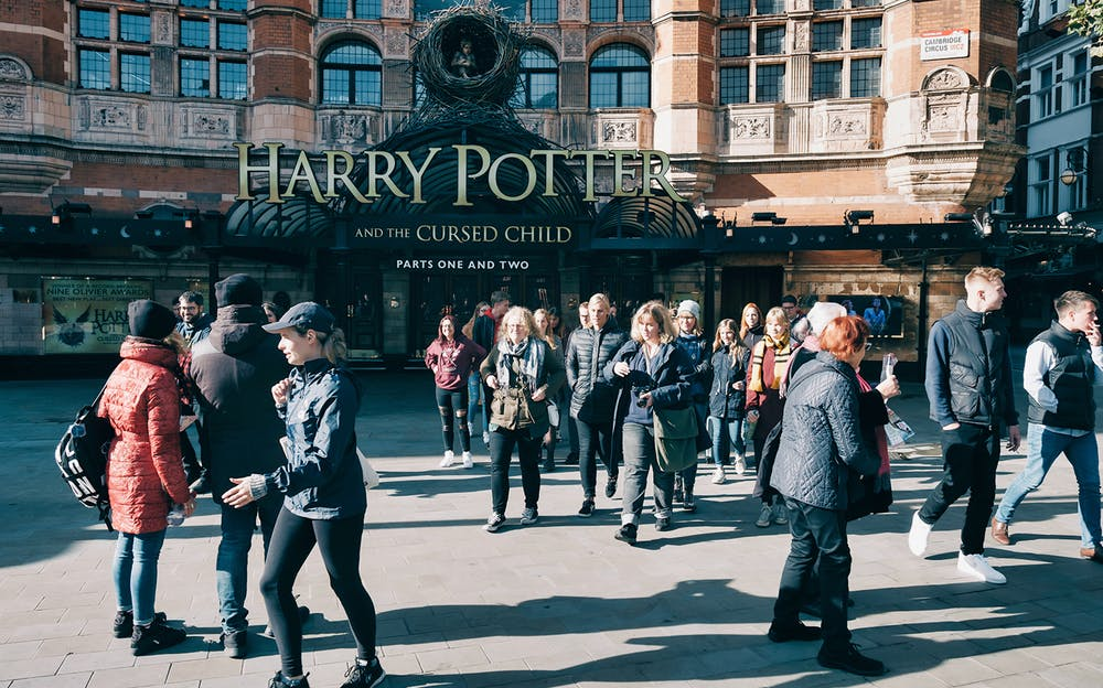Harry Potter film locations - The Harry Potter tour group