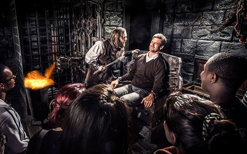 London Explorer Pass - A terrifying day out at the London Dungeon
