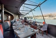 Bateaux Parisiens: Seine Lunch Cruise with Live Music