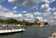 Batobus Paris River Seine Unlimited Access