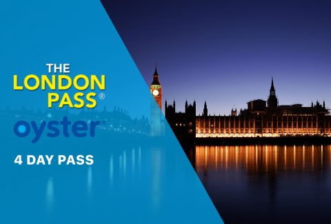 4 Day London Pass with Oyster Travel Card