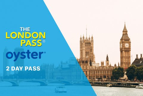 2 Day London Pass with Oyster Travel Card
