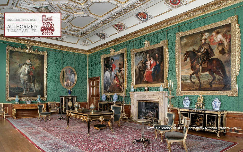 Windsor Castle Tickets - Inside Windsor Castle
