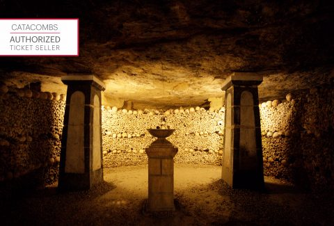 Skip the Line Catacombs Tickets with Audioguide
