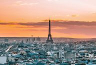 Lunch at the Eiffel Tower, Paris City Tour & Seine Cruise with Transportation